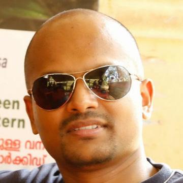 Jaison Joseph Elayidom, 38, Kochi, India