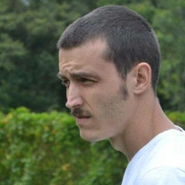 Bruno Fontana Volkweis, 28, Maringa, Brazil