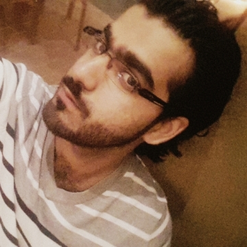 Asad, 30, Khobar, Saudi Arabia