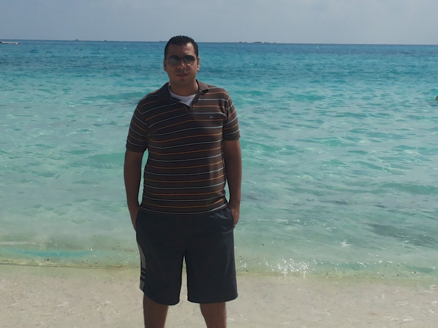 Mohammed Ahmed, 38, Cairo, Egypt