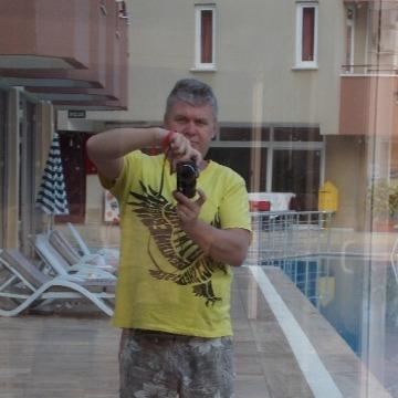 Oleg Levchenko, 50, Moscow, Russian Federation