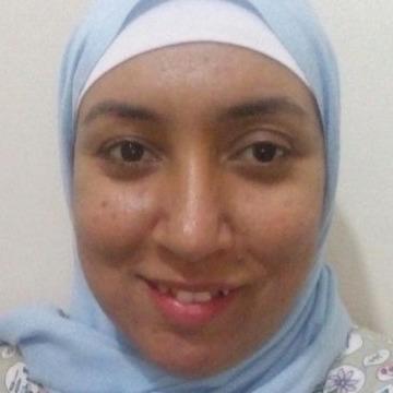 Dina Bakry, 36, Cairo, Egypt