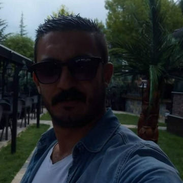 Yiğit Çimen, 28, Eskisehir, Turkey