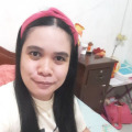Mayrose Curutan, 29, Santiago City, Philippines