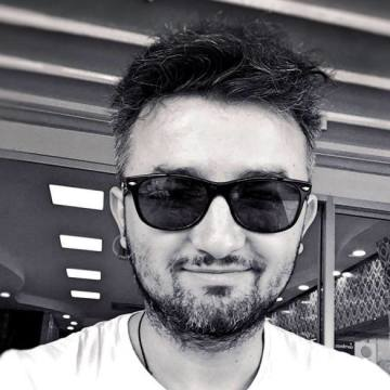 Cihat Değirmenci, 34, Istanbul, Turkey