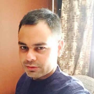 Rajat, 34, New Delhi, India
