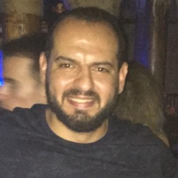 Karim Gohar, 35, Cairo, Egypt