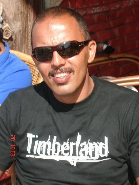 Mohamed el-Hady Ahmed, 50, Cairo, Egypt