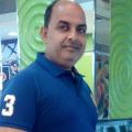 Choudhary Anil, 46, New Delhi, India