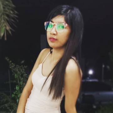 An Ge, 23, Manila, Philippines