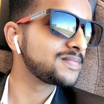 Naveen Kumar, 25, Toronto, Canada