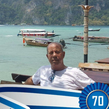 tsiyon yosef, 58, Tel Aviv, Israel