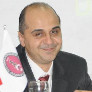 Haluk, 45, Istanbul, Turkey