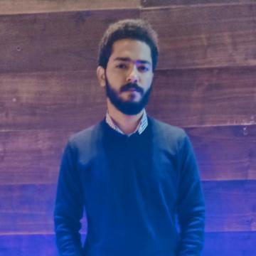 Mahmoud Mohamed, 23, Cairo, Egypt