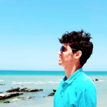 Ahmad Amine Halloum, 21, Marrakesh, Morocco