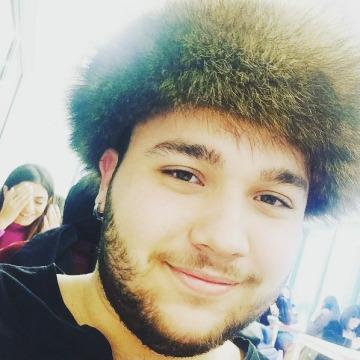 Atakan Can, 20, Istanbul, Turkey