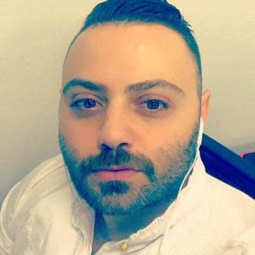Don Swanz, 33, Doha, Qatar
