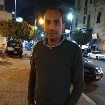 Hosam Aly, 33, Cairo, Egypt