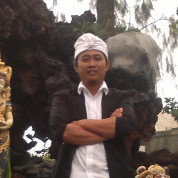 NENGAH WIRIAWAN, 40, Bali, Indonesia