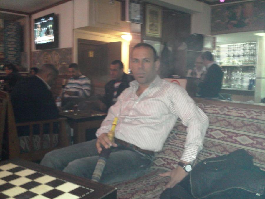 Yarub, 47, Istanbul, Turkey