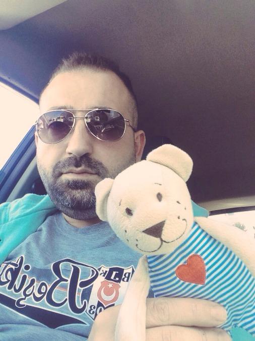 Emin, 36, Istanbul, Turkey