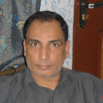 ASHRAF ALI, 45, Lahore, Pakistan