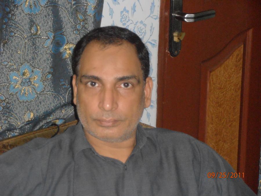 ASHRAF ALI, 43, Lahore, Pakistan