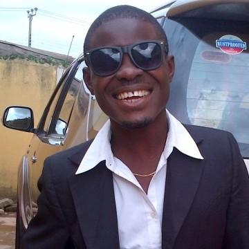 Agunbiade Ayobami, 35, Baltimore, United States