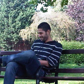 Ahmed AbdelNasser, 31, Dubai, United Arab Emirates
