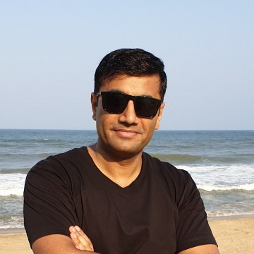 Amit, 38, Chennai, India