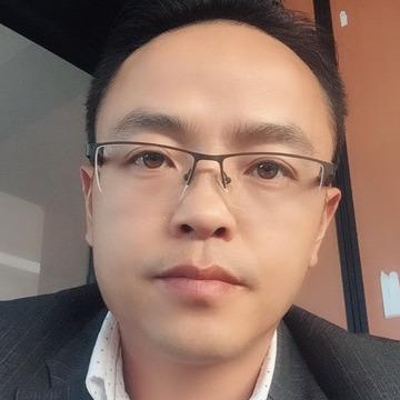 Zhang Leon, 32, Quito Canton, Ecuador