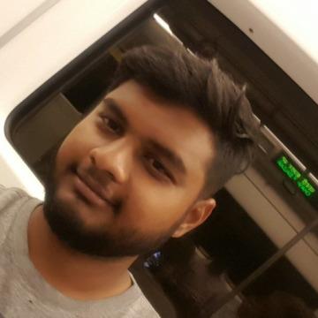 Kurra Sailesh Chowdary, 24, Vijayawada, India