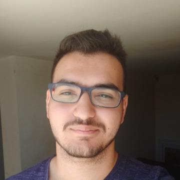 Akthm Daas, 21, Jerusalem, Israel