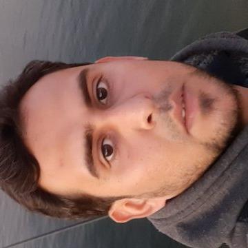 Hamza, 30, Benghazi, Libya