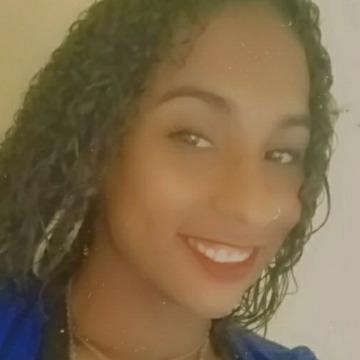 Mel Oliveira, 20, Rio de Janeiro, Brazil