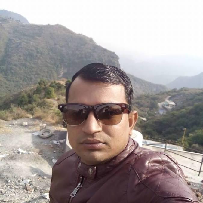 Vinod Yadav, 32, Gurgaon, India