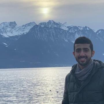 Tork, 28, Geneva, Switzerland