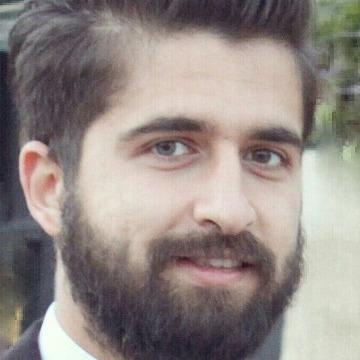 Ahmed Aljabir, 27, Baghdad, Iraq