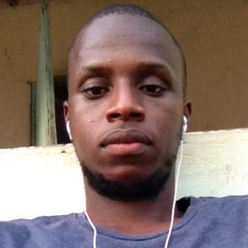 Momodou bah, 29, Banjul, The Gambia