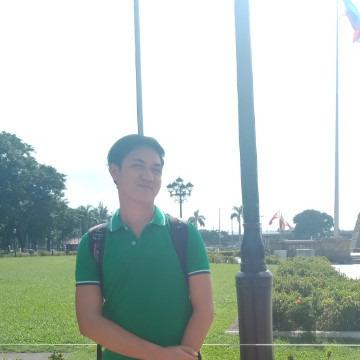 Eric, 26, Bacoor City, Philippines