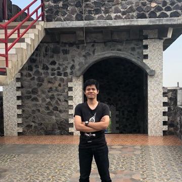 Hendro S, 25, Yogyakarta, Indonesia