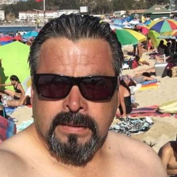 Manuel Salgado Urrutia, 55, Santiago, Chile