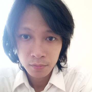 erlangga, 28, Bandung, Indonesia