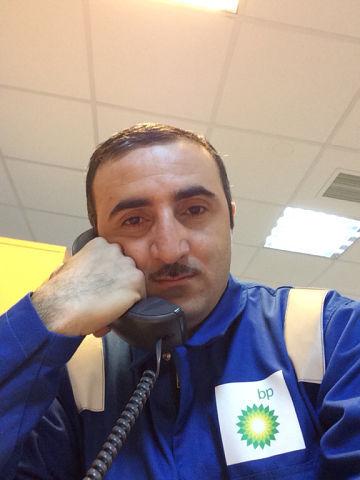 Elchin, 42, Baku, Azerbaijan