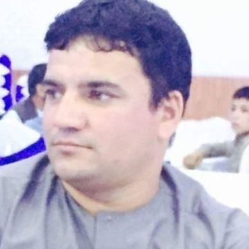 Aziz, 23, Kabul, Afghanistan