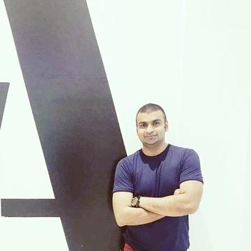Ahmad Ali, 27, Dubai, United Arab Emirates
