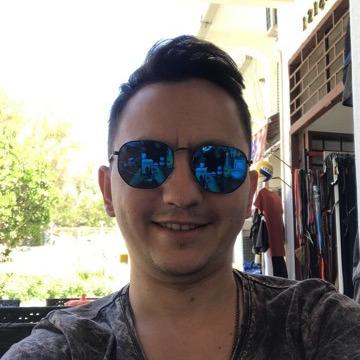 Mustafa Gülap, 28, Istanbul, Turkey