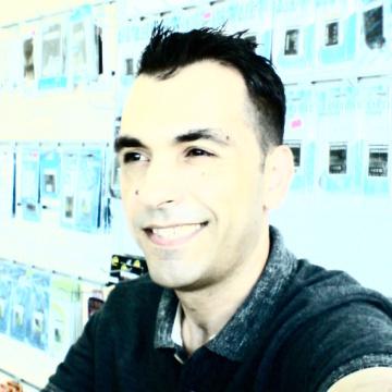 Chris Mancini, 38, Antalya, Turkey
