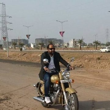 Deepak Bansal, 38, Chandigarh, India