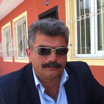 sedat, 43, Istanbul, Turkey